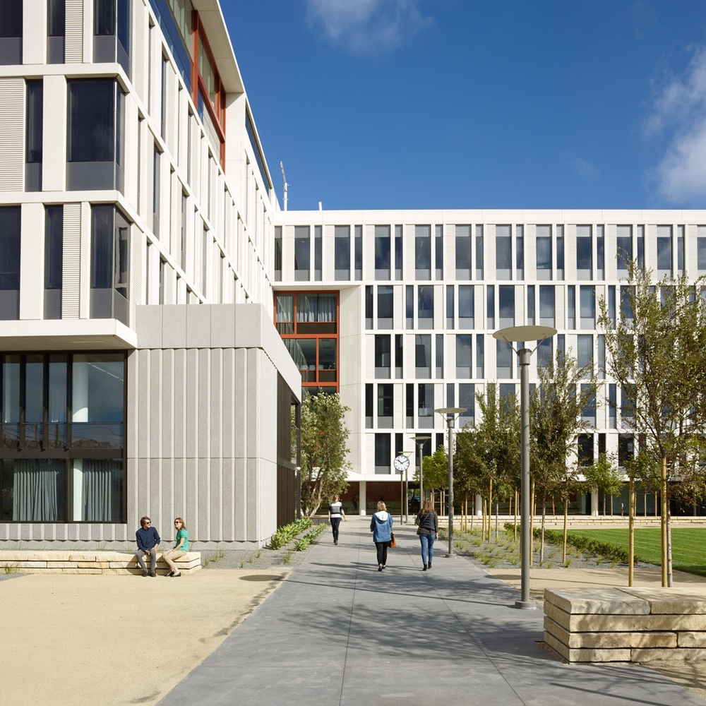 UCSF Mission Hall: Global Health and Clinical Sciences Building  University of California  San Francisco, CA