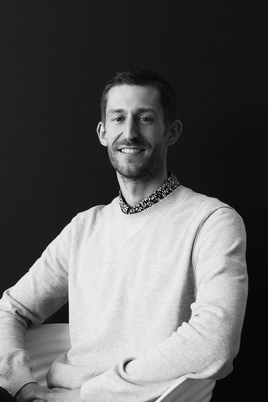 Alex Strader, PLA   Project Manager