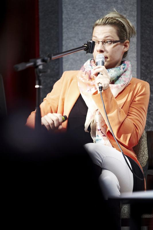 Julie Gaia - prednaska