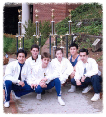 1st Professional Wu Shu Team in the USA led by the AWS