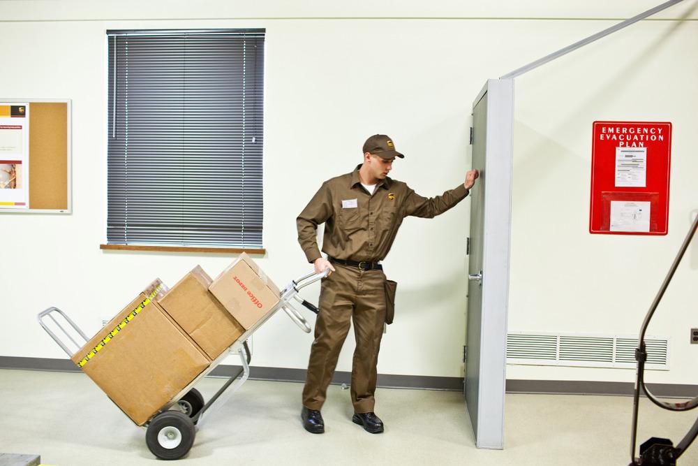 UPS Training Facility