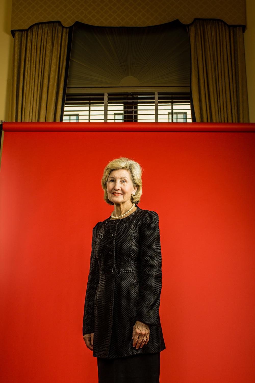 Former Texas Senator Kay Bailey Hutchison
