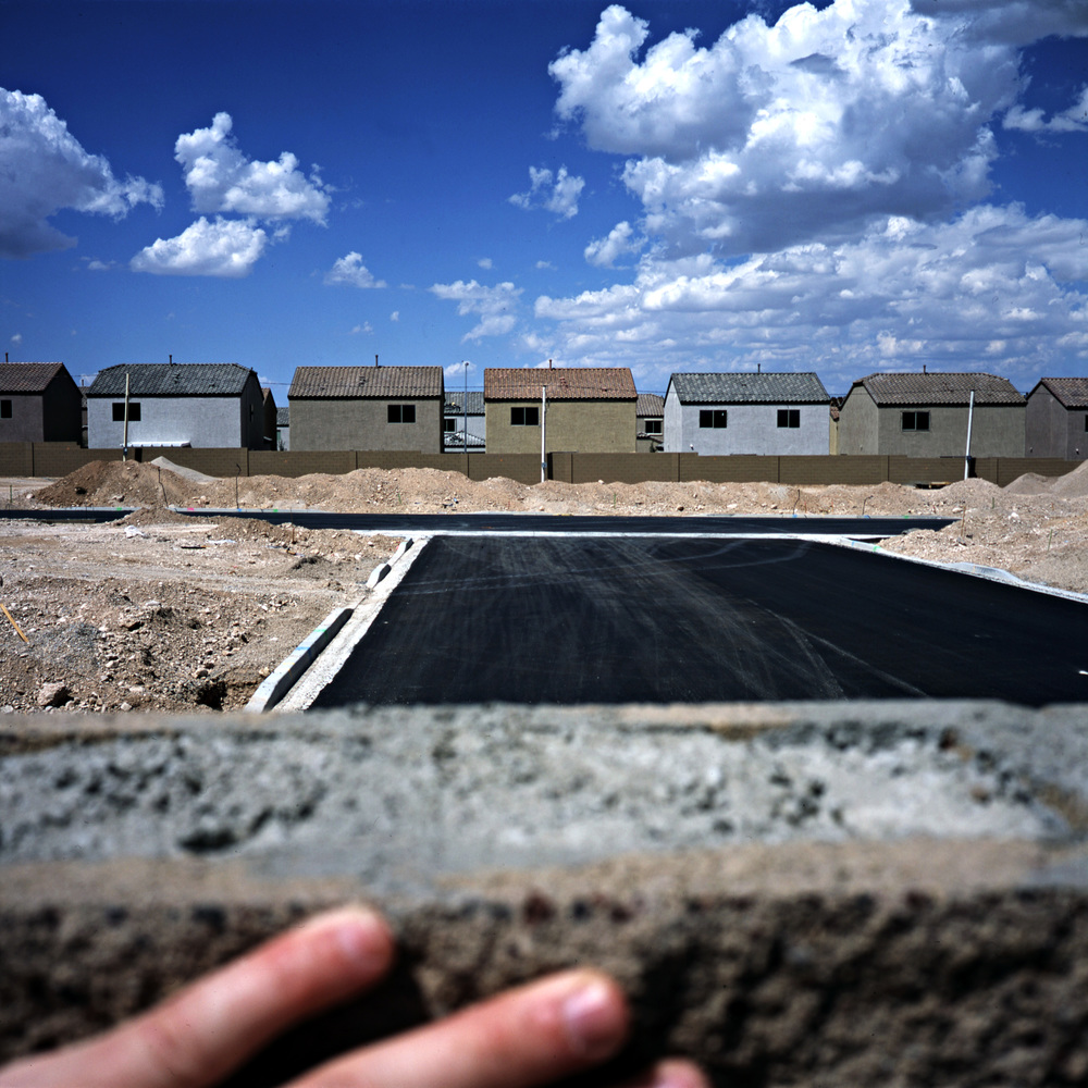 Housing Development outside of Las Vegas