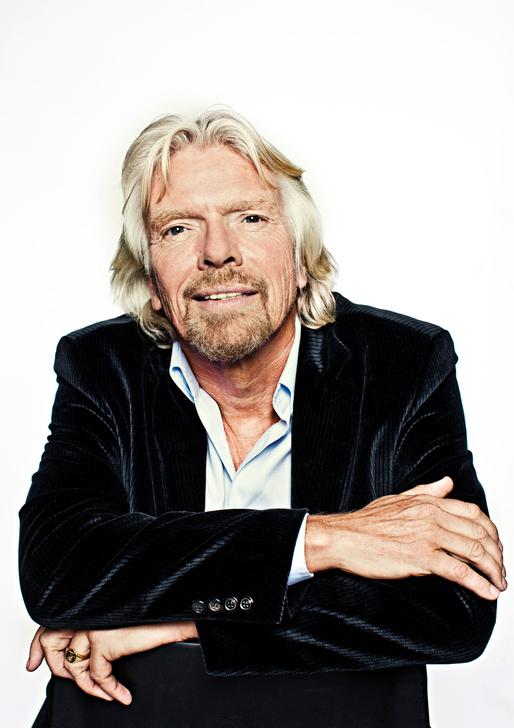 Businessman Richard Branson