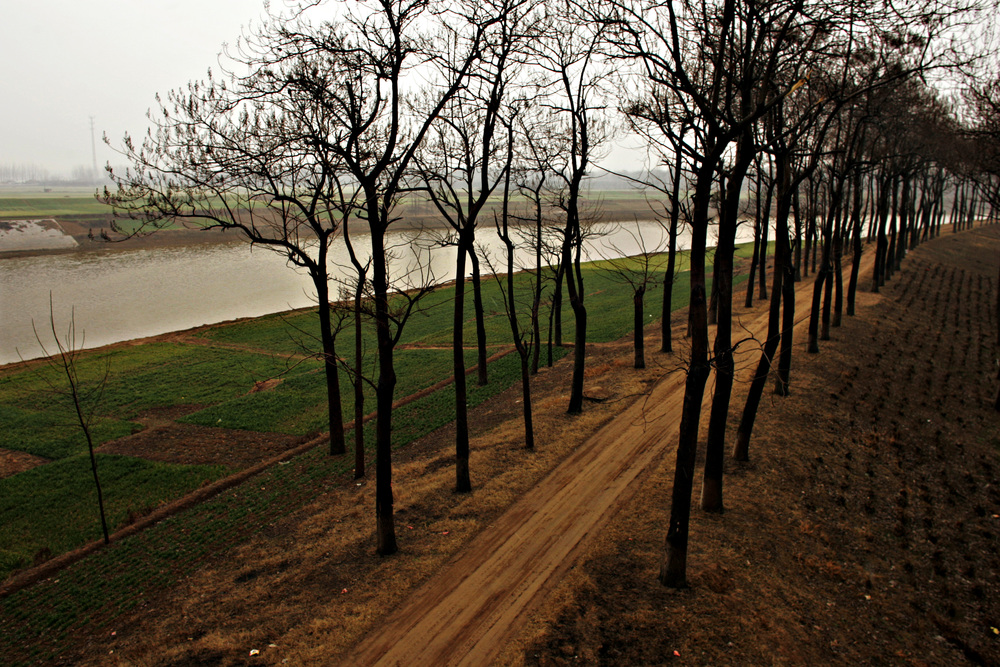 Rapid economic growth has brought new industrialization to rural parts of China. 150 million people live along the Huai River Basin, one of the most.   Full story here .