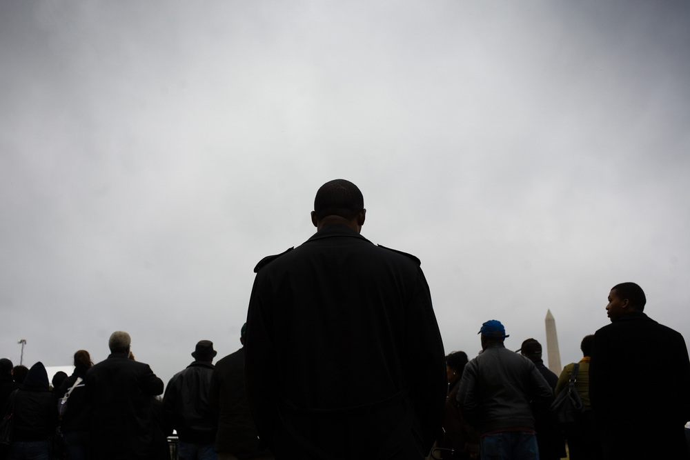 Martin Luther King Memorial Rally