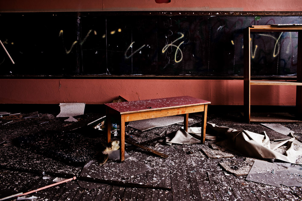 Closed Detroit Schools