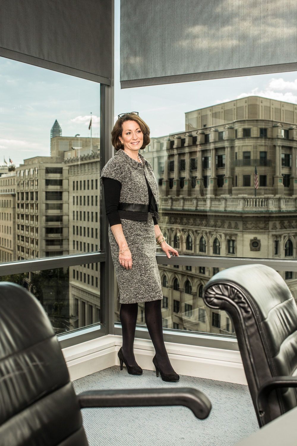 Bloomberg News Executive Editor Susan Goldberg