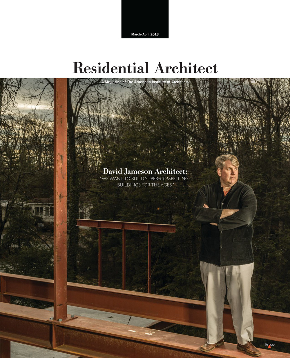 Architect David Jameson