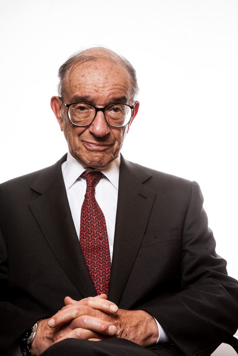 Alan Greenspan, for L'Express, September 2007