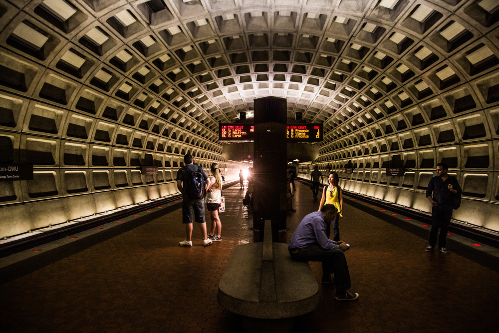 Washington DC Metro System