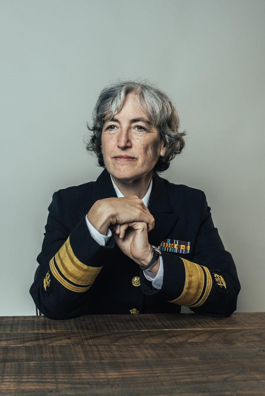 CDC Principal Deputy Director Anne Schuchat