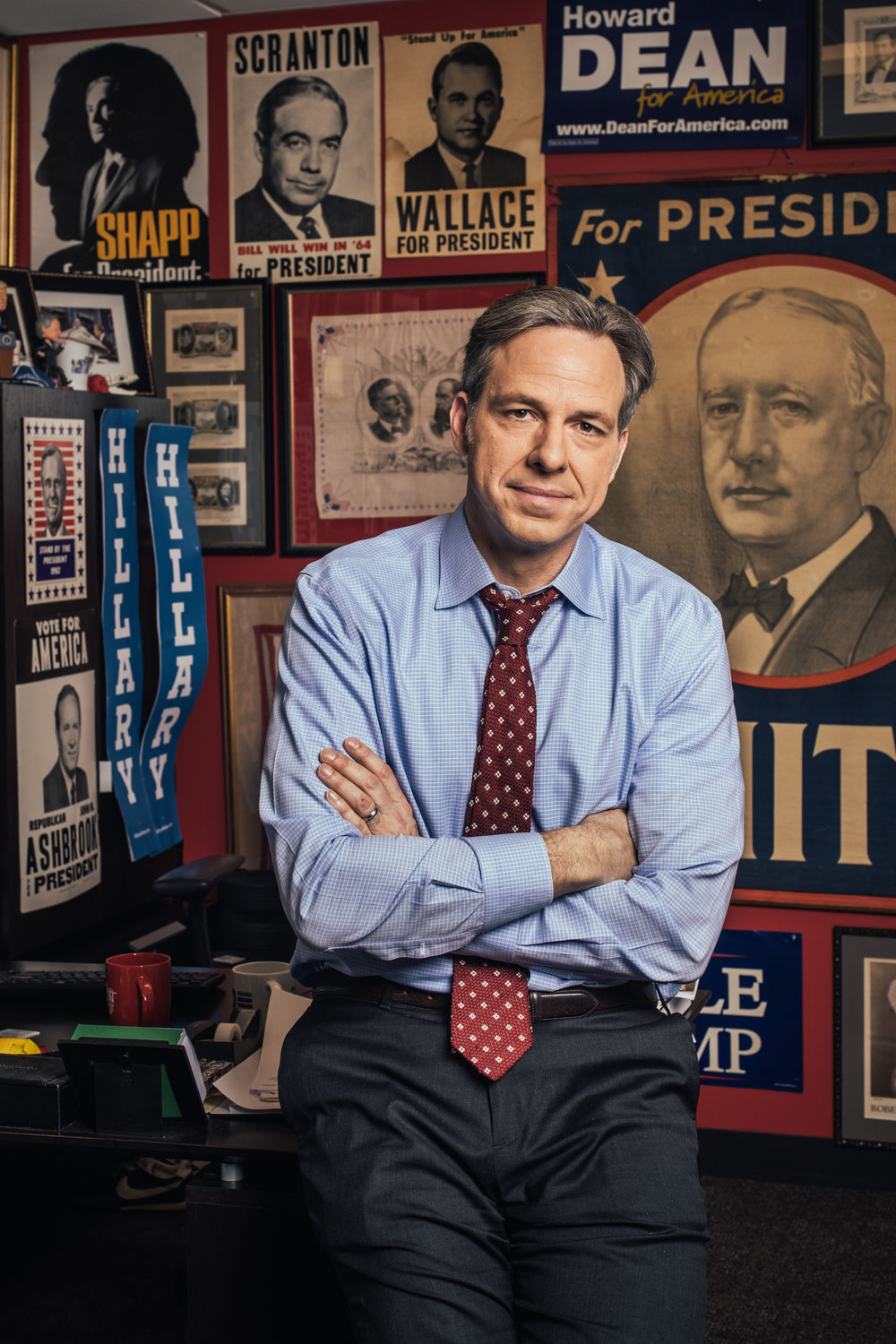 Journalist Jake Tapper