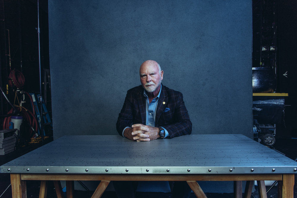 Geneticist Craig Venter