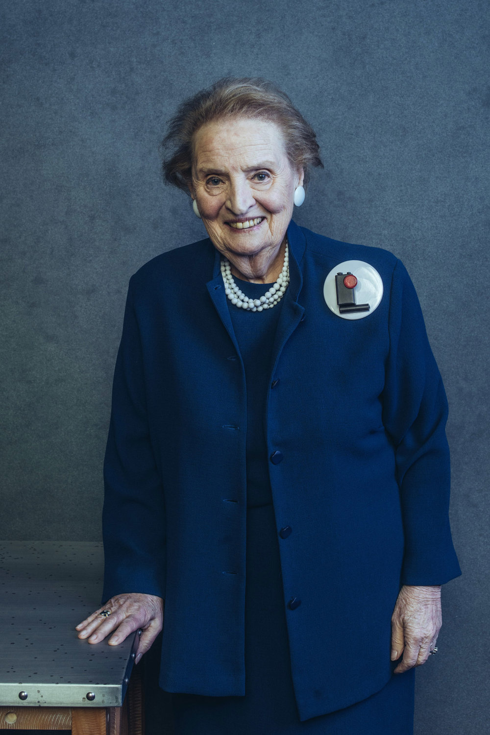 Former Secretary of State Madeline Albright