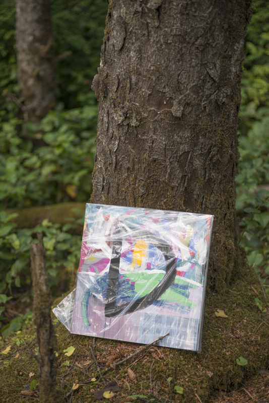 "#9, ""Thee.""Miner's Ridge Trail, Prairie Creek Redwoods State Park."