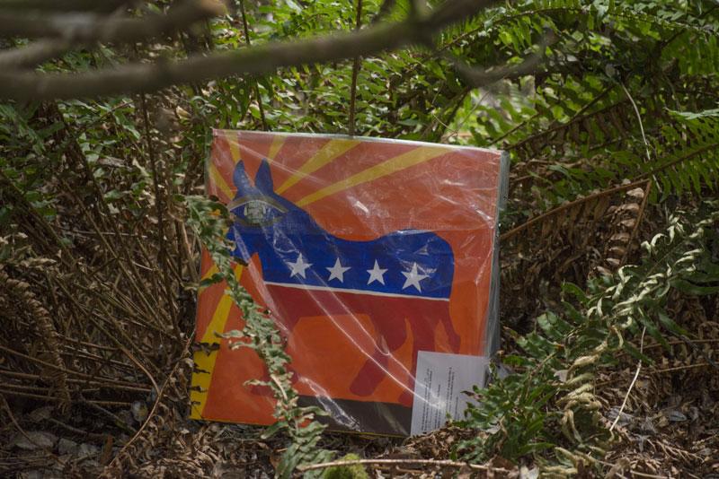 """#29, """"As I."""" Hammond Trail, McKinleyville."""