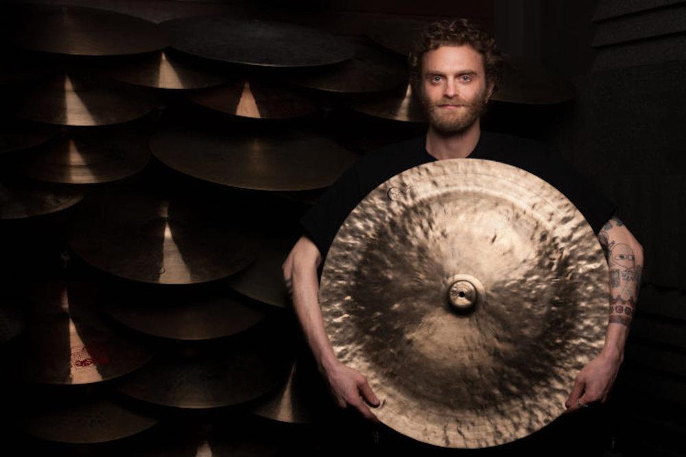Greg Fox The Eternal Quest, Modern Drummer 2.jpg