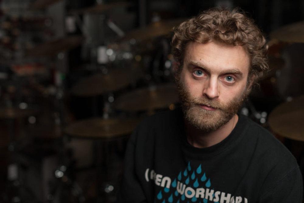 Greg Fox The Eternal Quest, Modern Drummer 3.jpg