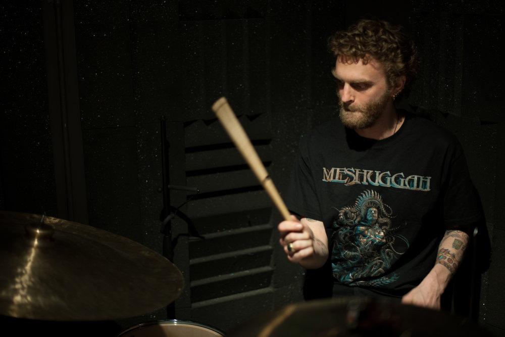 Greg Fox The Eternal Quest, Modern Drummer 1.jpg