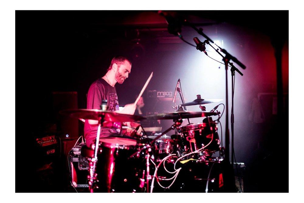 Greg Fox Solo | Muziekclub N9 | 12/16/17