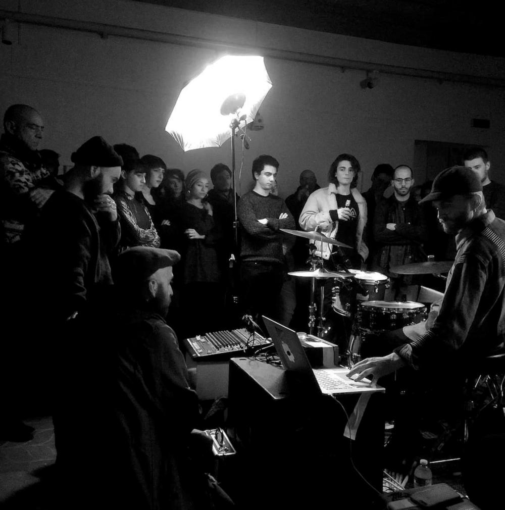 Greg Fox Solo | Palazzo Della Penna | 12/12/17