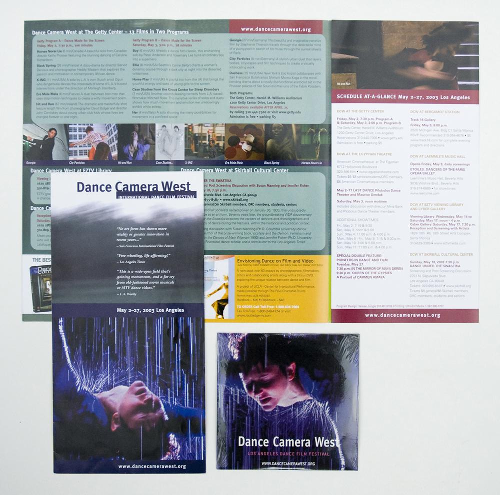 Postcard / program