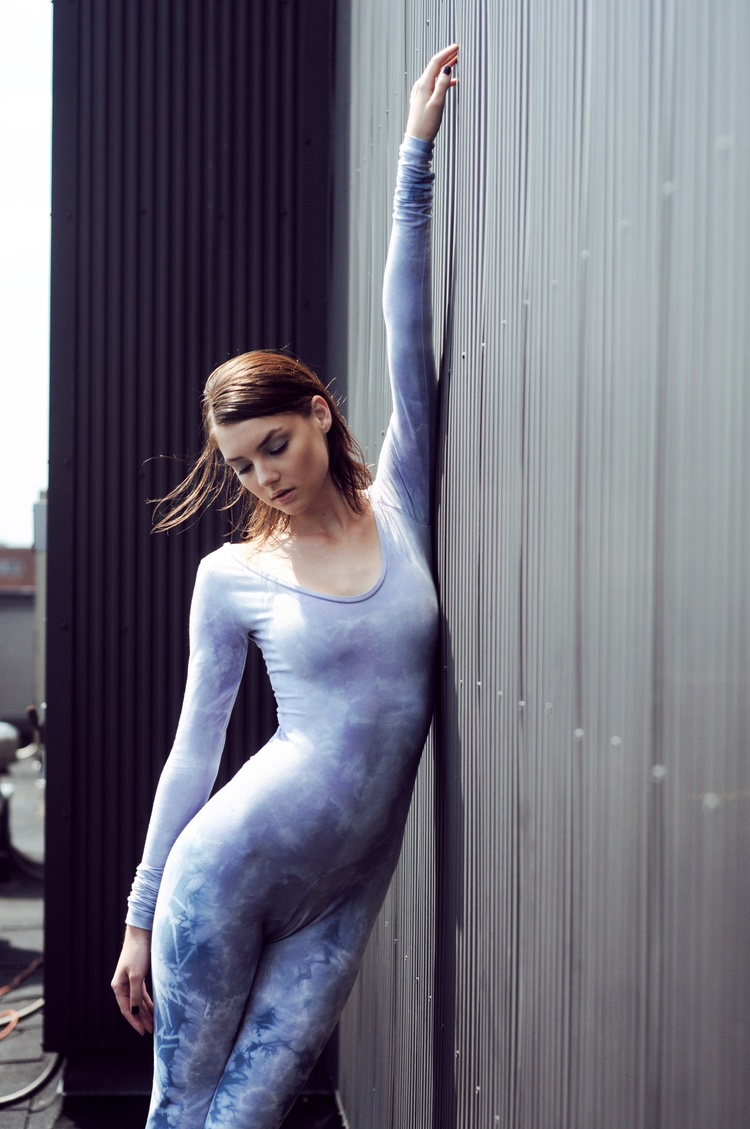 Photographer | Hadar Pitchon IStyling | Natalie Armin |Hair | Clay Nielsen |MUA | Andrew Sotomayor |Model | Vika @WomenDirect NYC