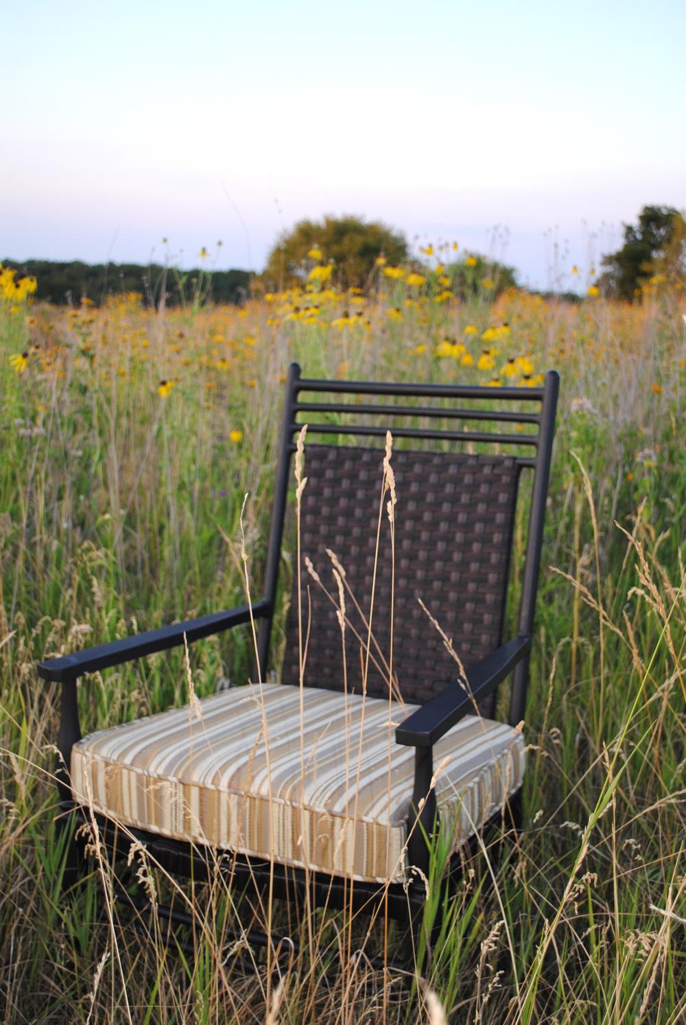 Gentil St Martin Chair Prairie