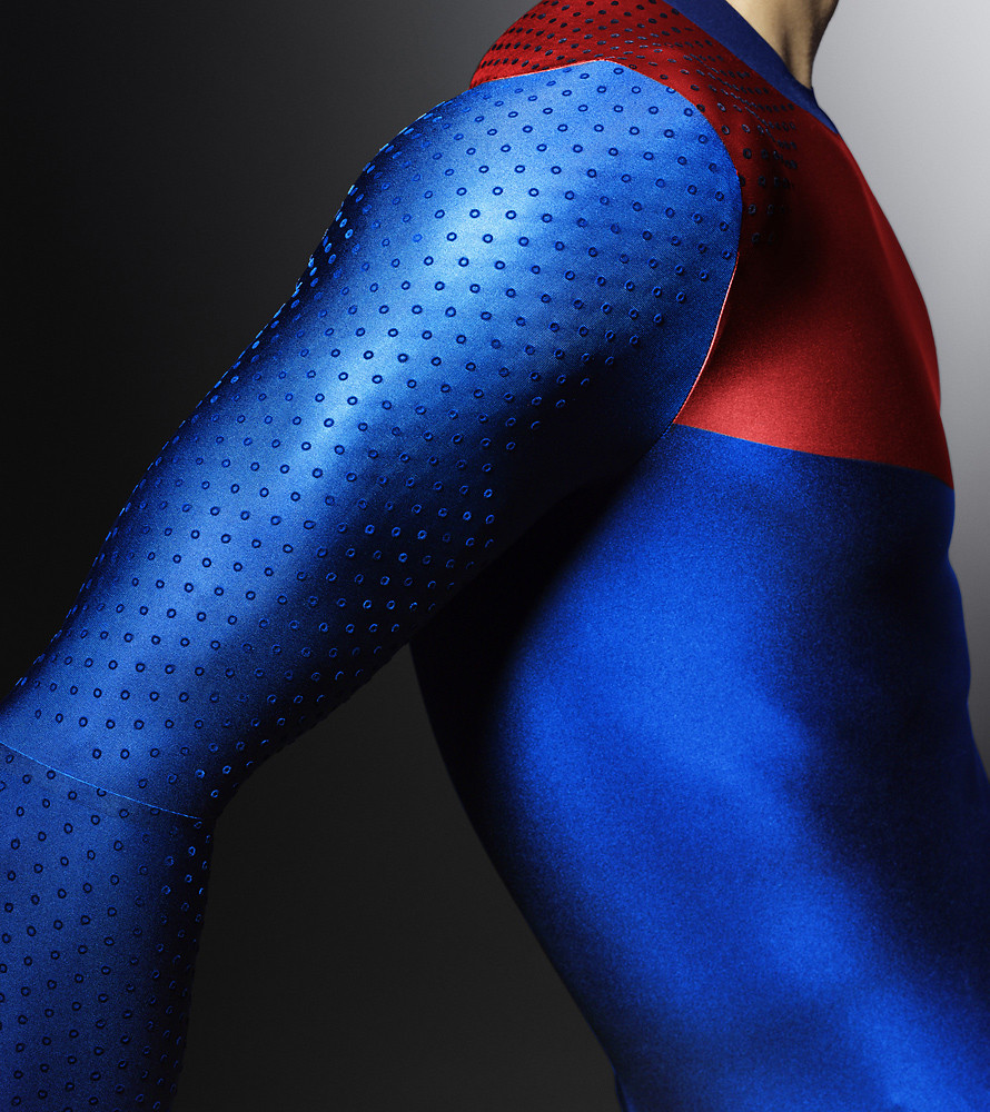 Olympics and spandex: glorious.