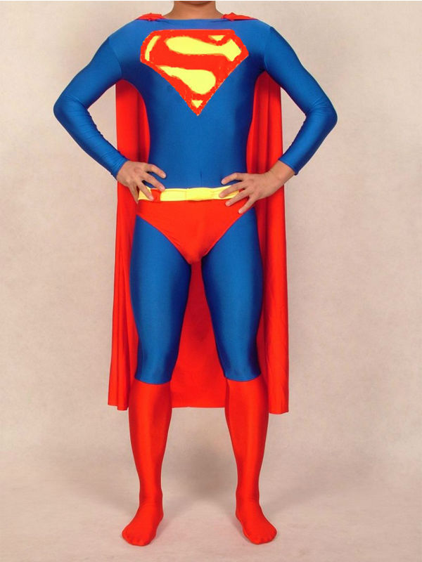 A Superman suit from Herostime