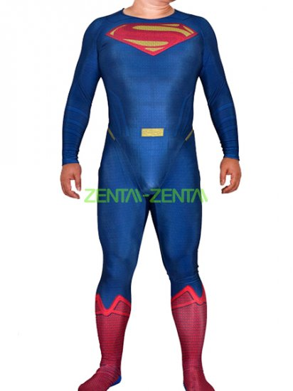 Man of Steel suit from Zentai Zentai