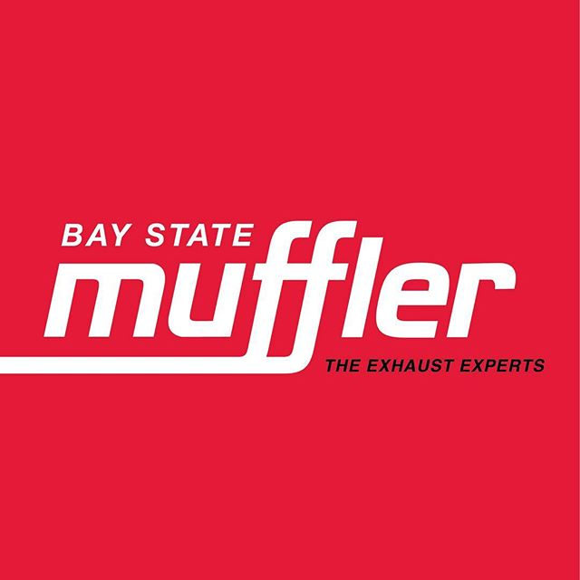 Throwback to a logo from a few years back for @baystatemuffler in Peabody, MA. A departure from my usual style but always good to take on a new challenge. Check them out if you need any exhaust repair they are fantastic 👍🏻 🚗  #logodesign #customdesign #graphicdesign #branding #mufflerrepair #exhaustrepair