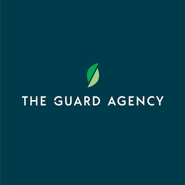 "Recent logo design for @theguardagency ""The Guard Agency was born from an unquenchable thirst to help emerging brands bring their products to life! With a keen focus on the natural, organic, sustainable, & healthy beverage and snack food set of the consumer packaged goods industry, the team at TGA are lead by industry veteran Andrew Guard."" #customlogodesign #graphicdesign #logodesigner #foodandbeverage #emergingbrands"