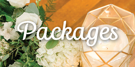 Fridays and Saturdays are available!  Learn more about wedding packages at Events on 6th.
