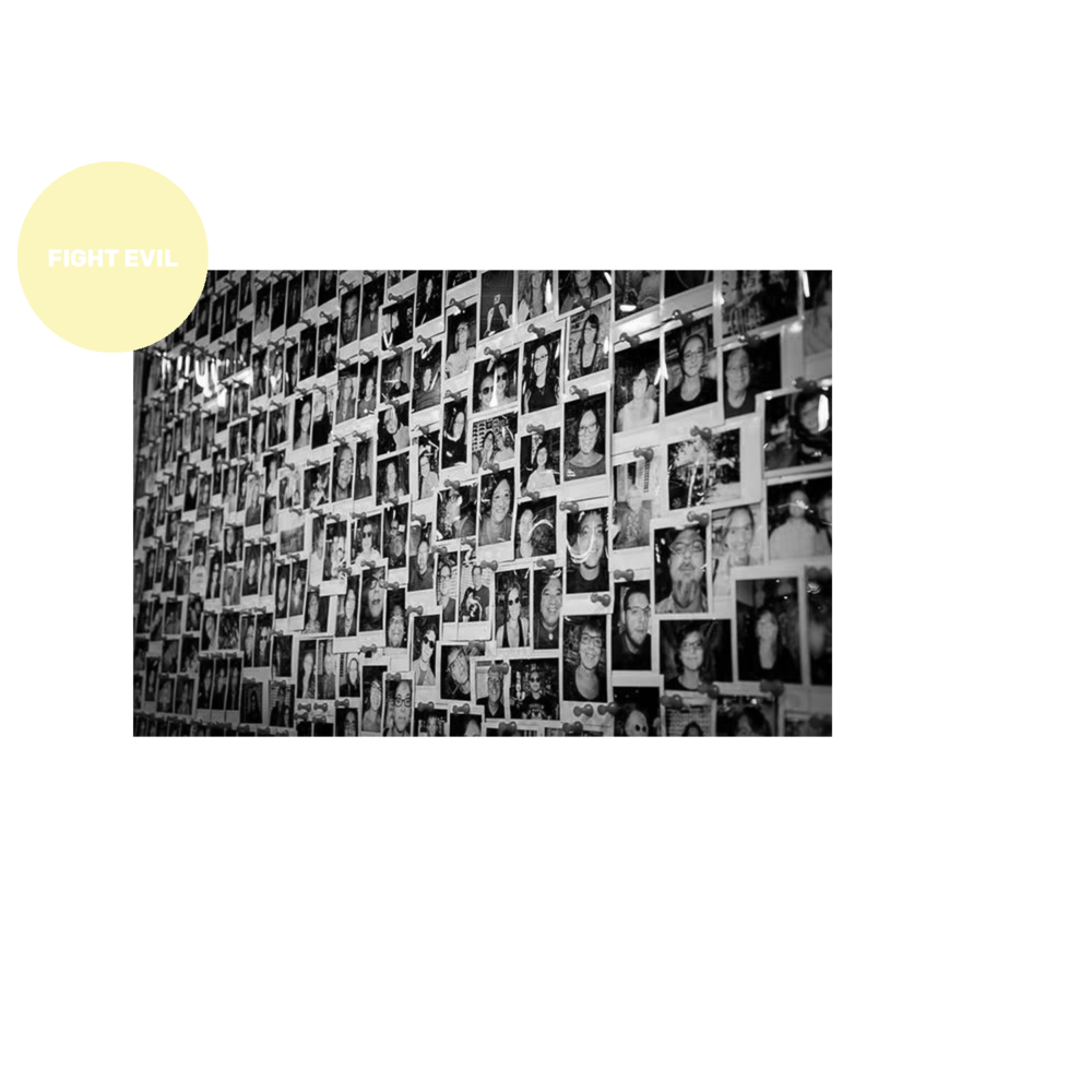 """EOF's """"Wall of Frame"""""""