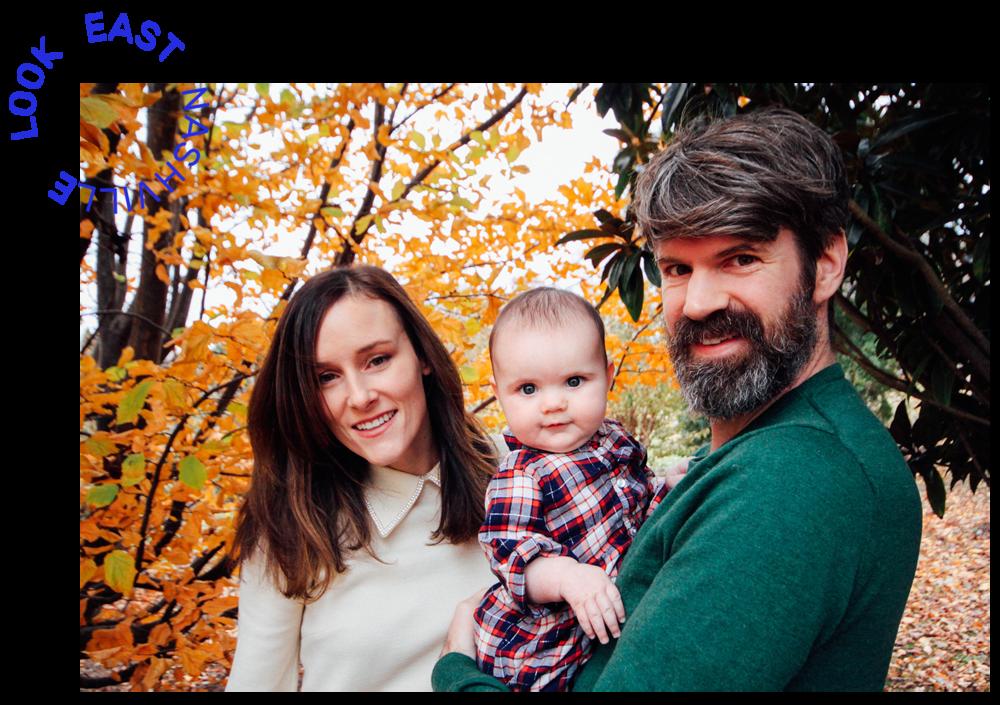 Dr. Kathleen, Linden, and Joe Brasfield.