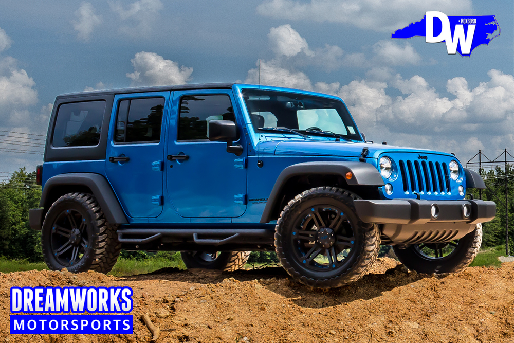 2017 Jeep Wrangler Unlimited Lift Kit >> Jeep — Dreamworks Motorsports