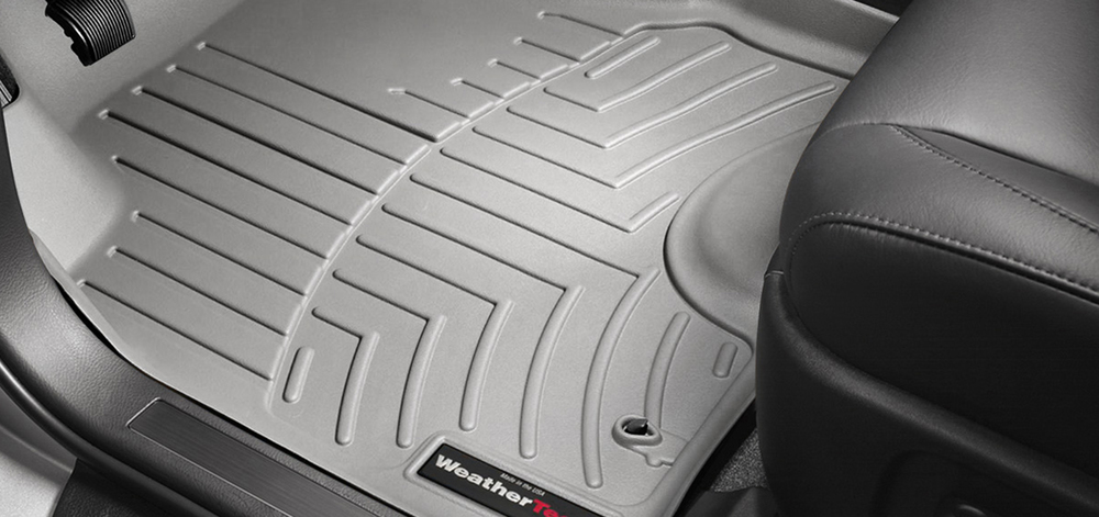 CAR AND TRUCK ACCESSORIES We make sure to get you lowest prices and discounts on the more reputable brands in the industry, like Weathertech floor mats.