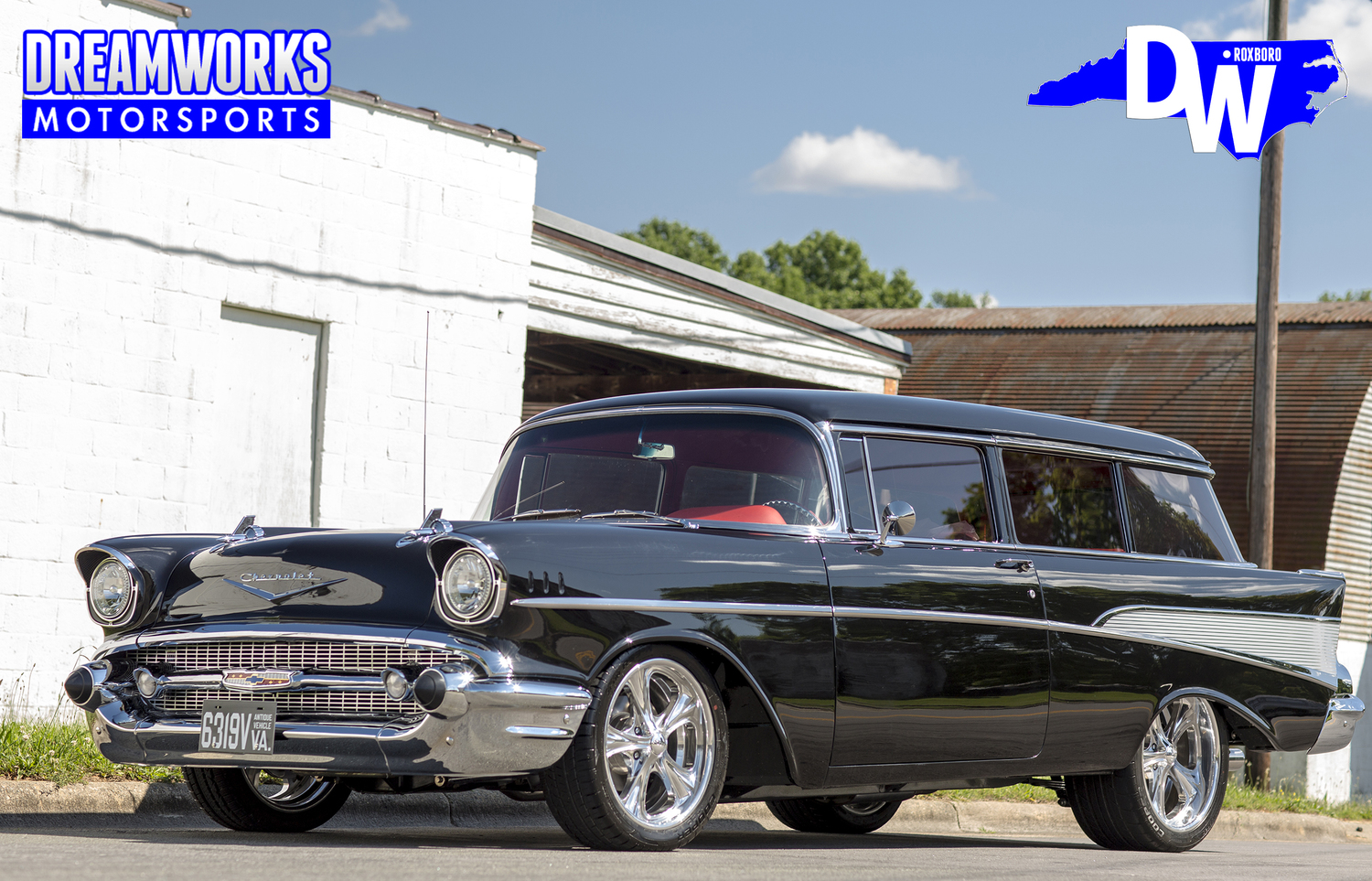 Muscle Cars, Street Rods, Hot Rods — Dreamworks Motorsports