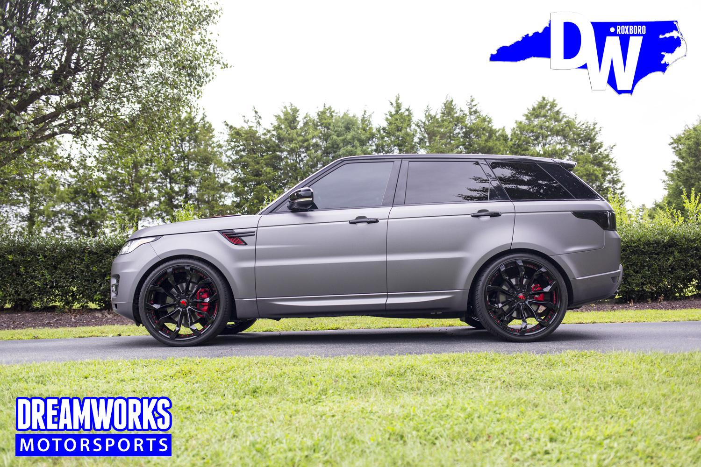Range Rover Custom >> Land Rover Dreamworks Motorsports
