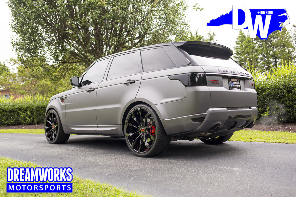 Eric-Ebrons-Matte-Gray-Range-Rover-by-Dreamworksmotorsports-4.jpg