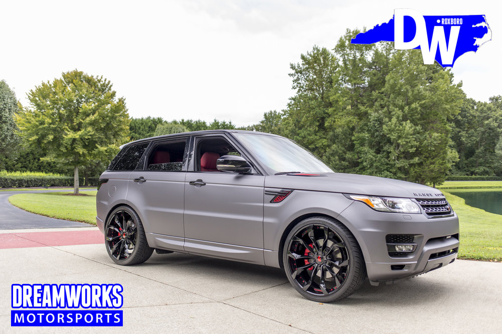 Eric-Ebrons-Matte-Gray-Range-Rover-by-Dreamworksmotorsports-9.jpg