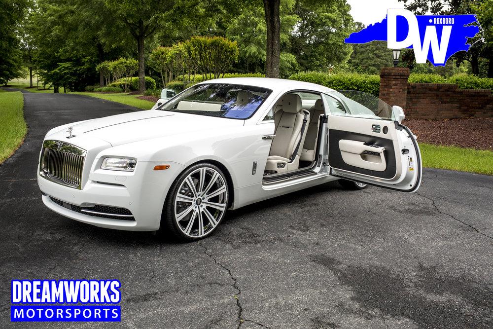 Rolls Royce Dreamworks Motorsports