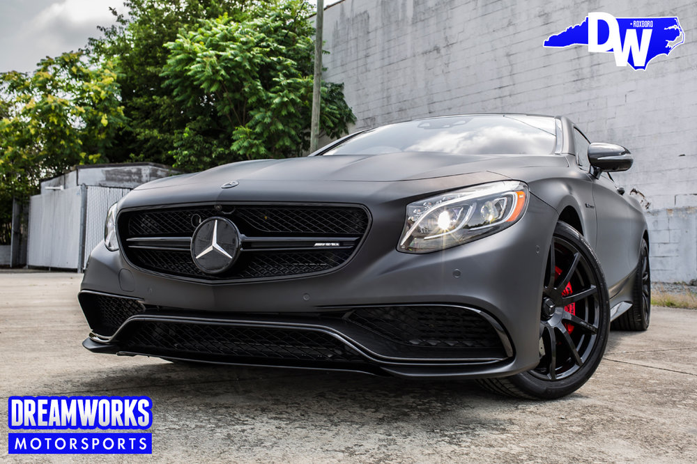 Matte_Grey_Mercedes-Benz_S63_AMG_coupe_Greenbrier_PGA_event_Dreamworks_Motorsports-grill.jpg
