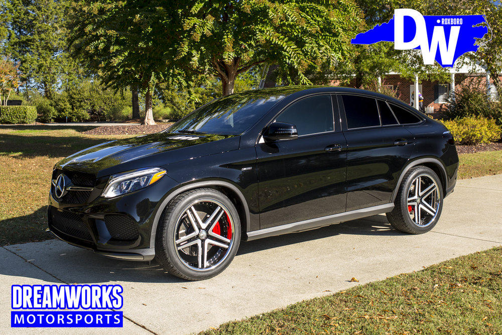 Brian-Quick-NFL-WR-Rams-Redskins-App-State-Mercedes-GLE-450-Dreamworks-Motorsports