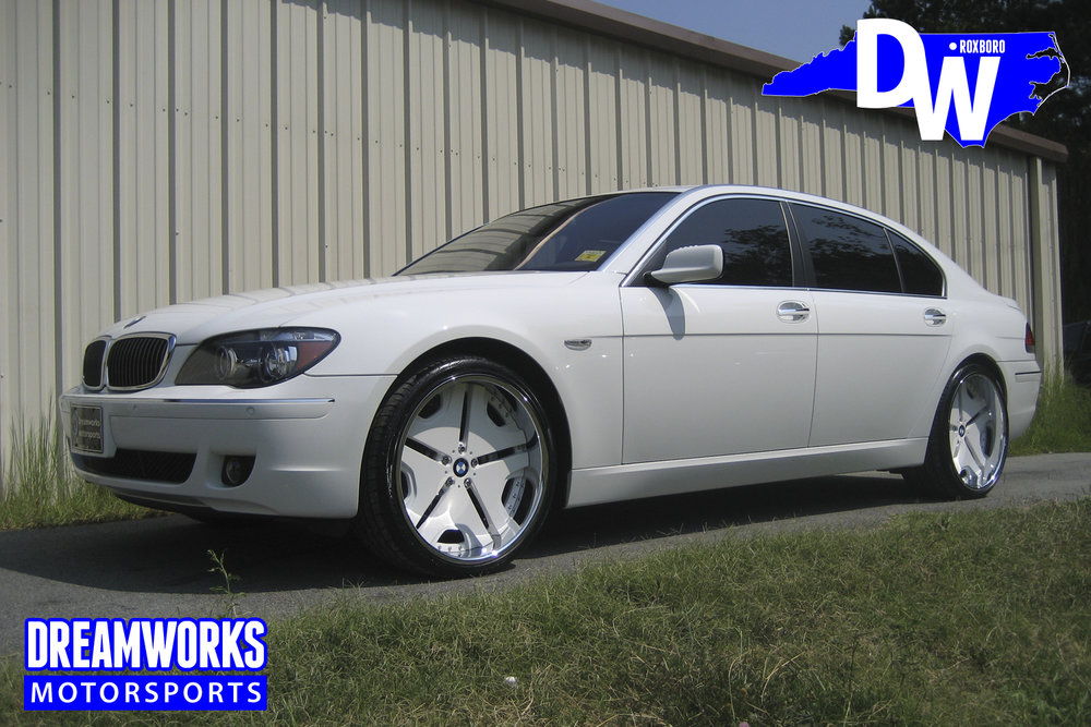 Alando-Tucker-NBA-Wisconsin-Pheonix-Suns-BMW-750-Li-Dreamworks-Motorsports