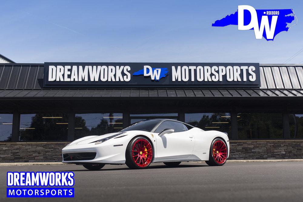 PJ-Tucker-NBA-Pheonix-Suns-Texas-Longohorn-Ferrari-Dreamworks-Motorsports
