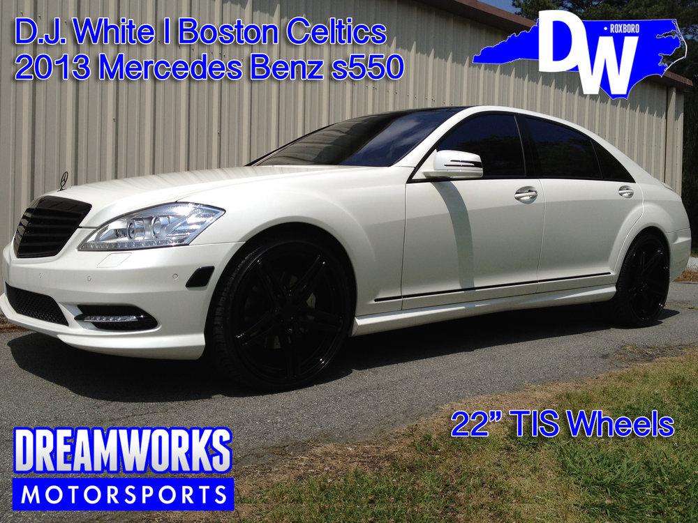 DJ-White-Charlotte-Bobcats-Boston-Celtics-Indiana-Mercedes-Dreamworks-Motorsports-1.jpg