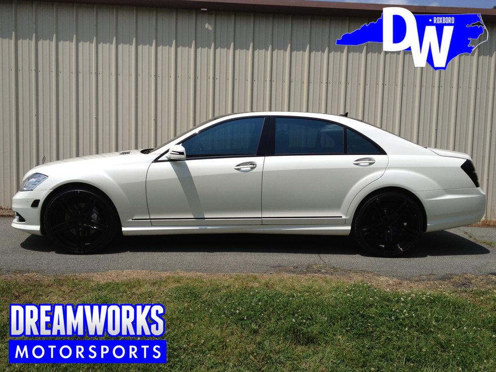DJ-White-Charlotte-Bobcats-Boston-Celtics-Indiana-Mercedes-Dreamworks-Motorsports-2